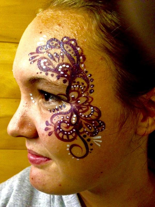 Henna Swirls